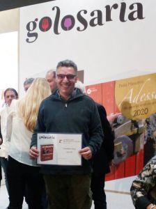 Domenico-Alonzi-premiato-a-Golosaria-2019